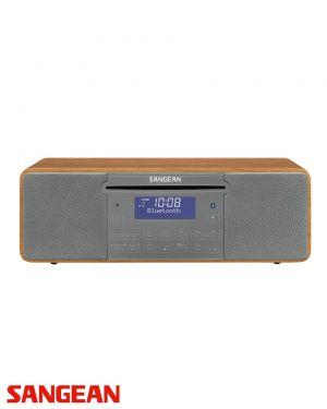 Retro radio met cd-speler