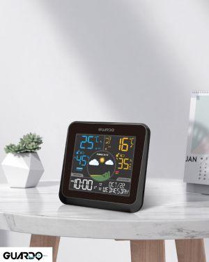 Digitaal weerstation met kleurenscherm