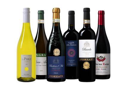 Pakket populairste wijnen 2020
