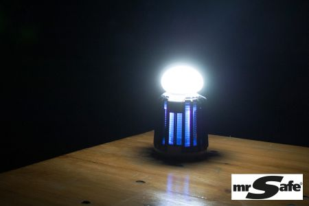 Anti-muggenlamp