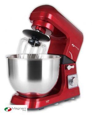 All-in-one keukenrobot - Rood