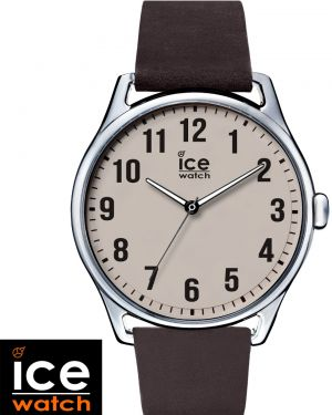 Horloge ICE Watch - Donkerbruin/beige