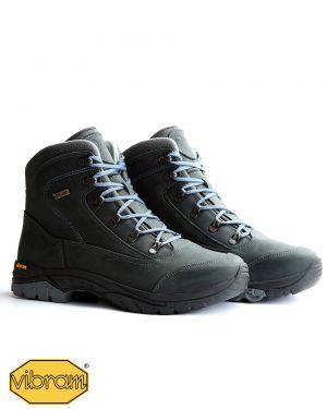 Hoge wandelschoen - grijs