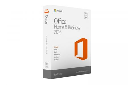 Office 2016 Home and Business - Mac