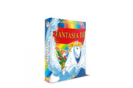 Fantasia III, Geronimo Stilton