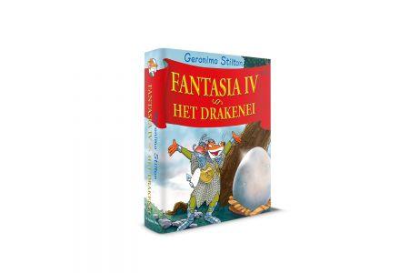 Fantasia IV: Het drakenei, Geronimo Stilton
