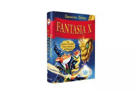 Fantasia X, Geronimo Stilton