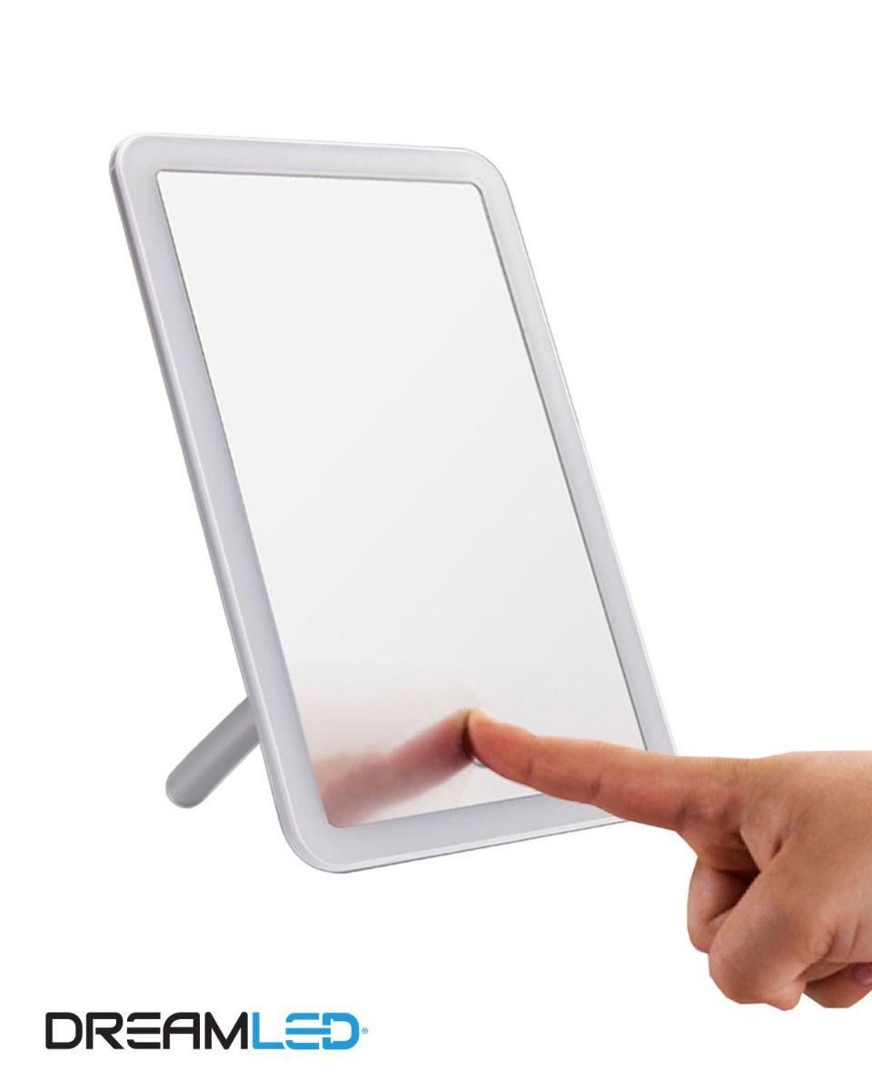 Draagbare led-spiegel