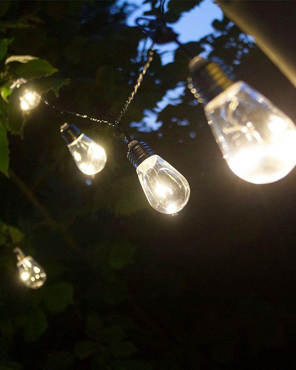 Vintage led-lichtslinger