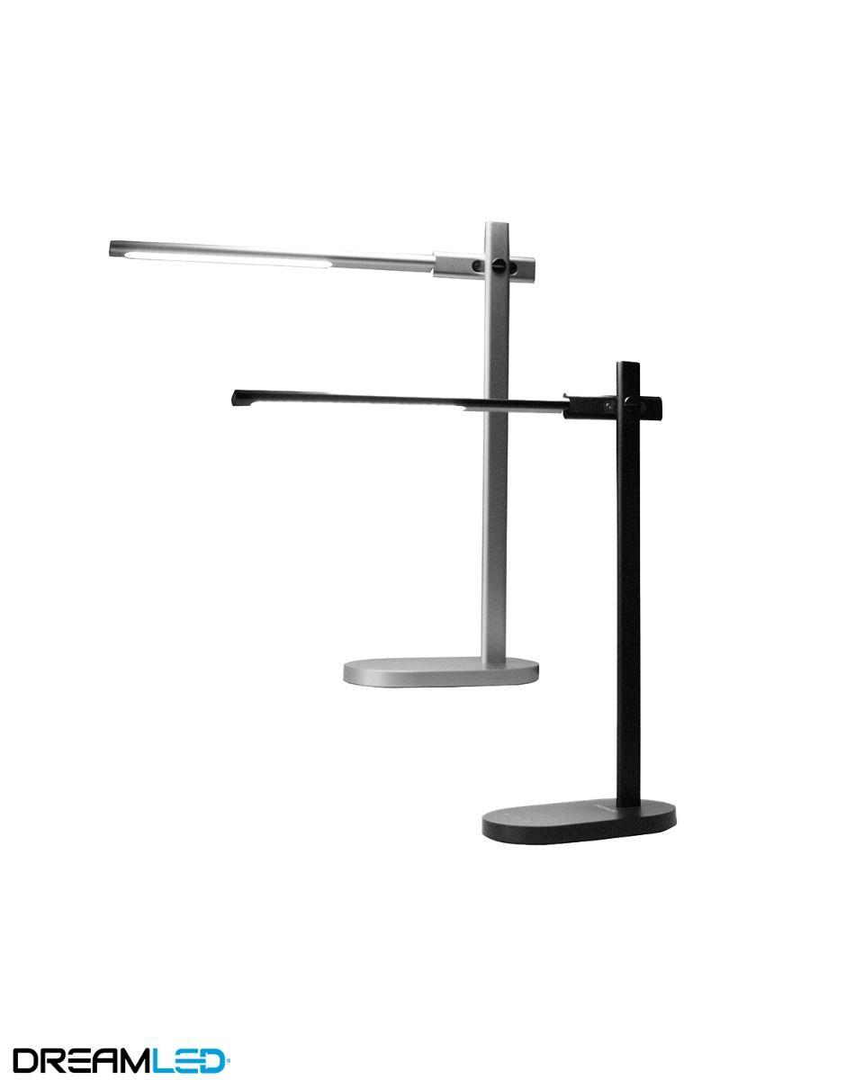 Led-bureaulamp aluminium
