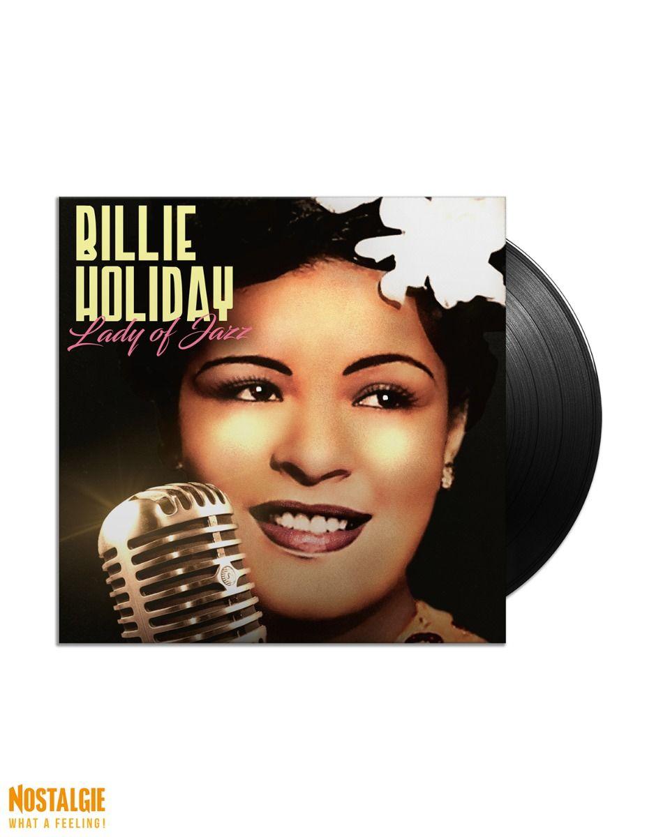 Lp vinyl Billie Holiday - Lady of jazz