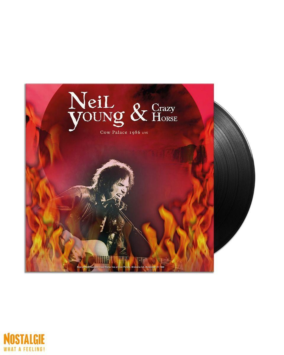Lp vinyl Neil Young & Crazy Horse - Best of Cow Palace 1986 Live
