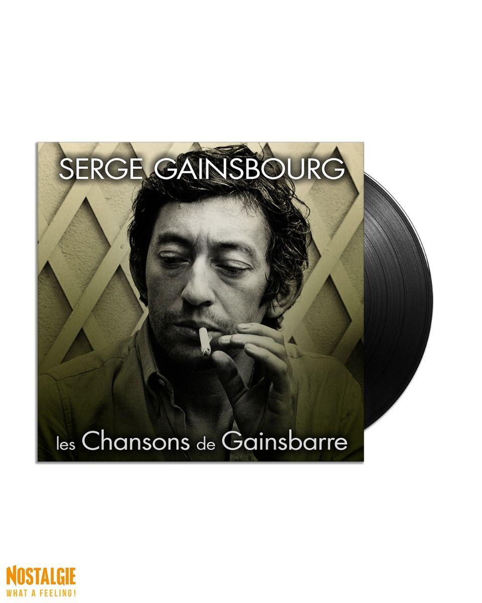 Lp vinyl Serge Gainsbourg - Les chansons de Gainsbarre