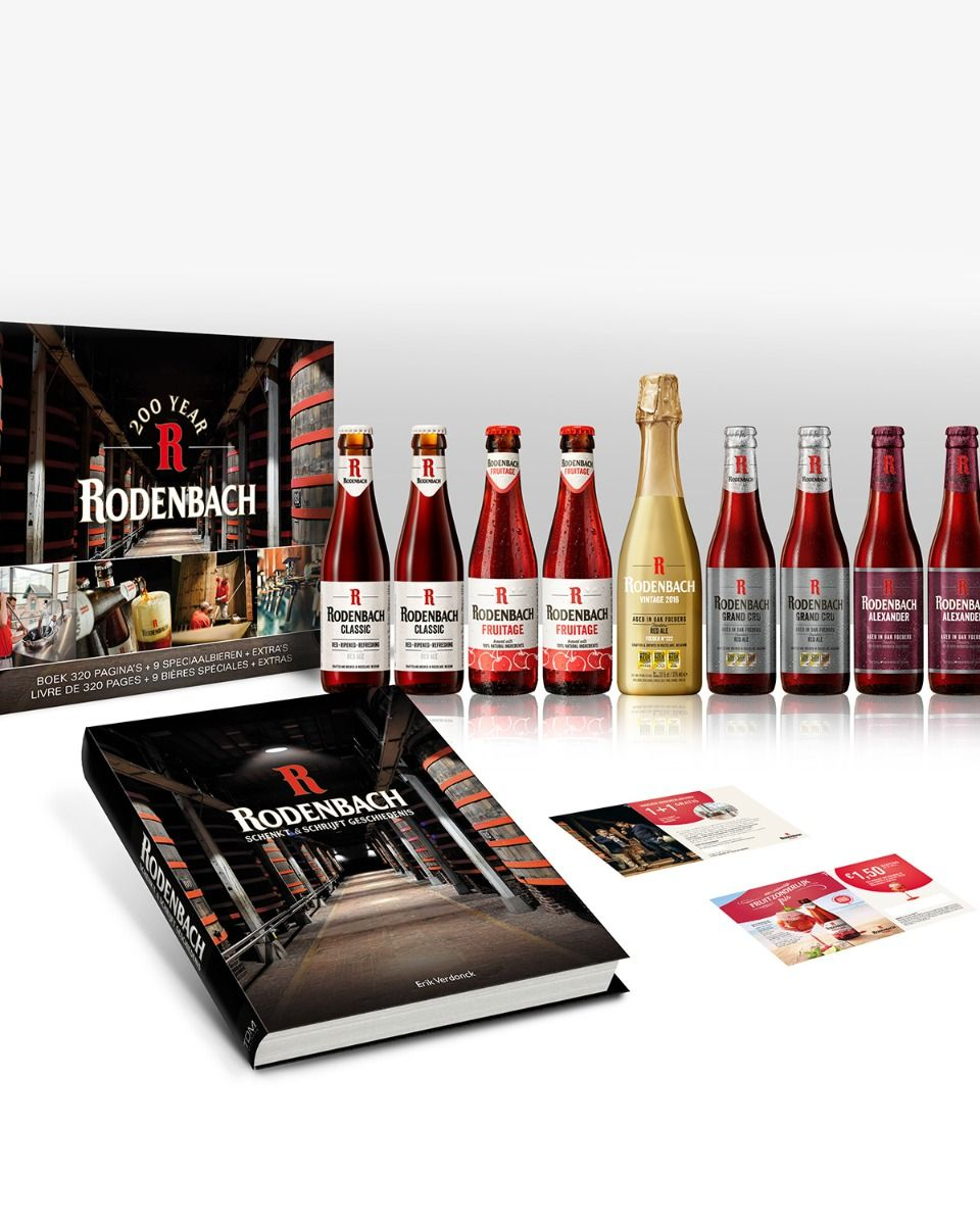 200 jaar Rodenbach bieren box