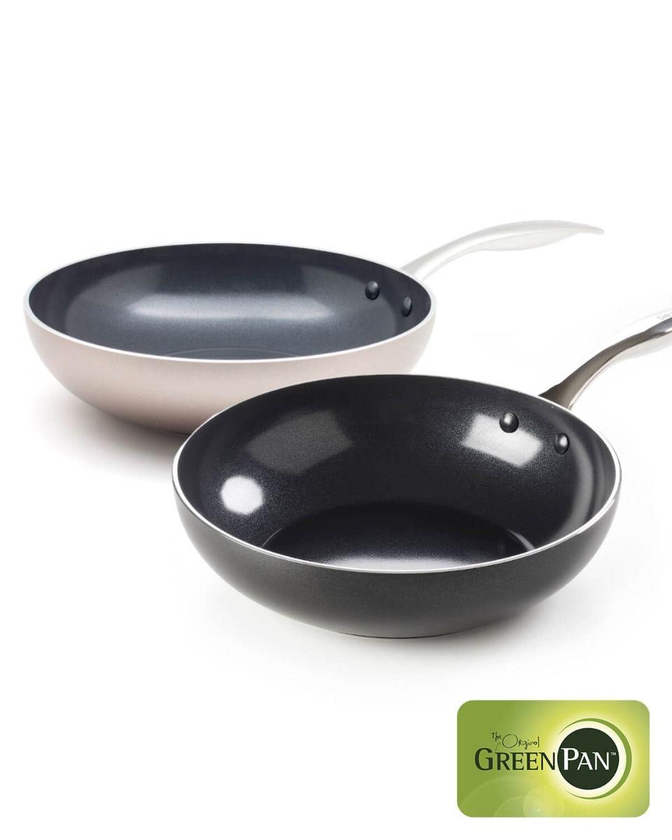 GreenPan wok - 28 cm