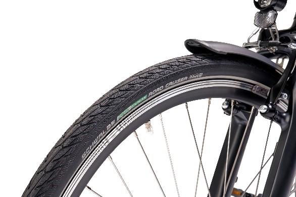 Band Veloci elektrische fiets
