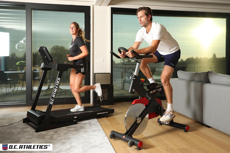 Professionele fitnesstoestellen D.C. Athletics